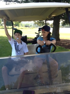 Golfing 3